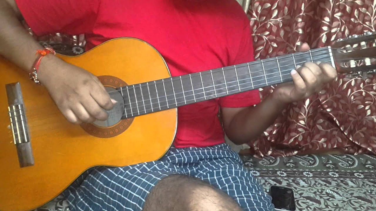 Dheere dheere se guitar unplugged by yo yo honey singh - YouTube