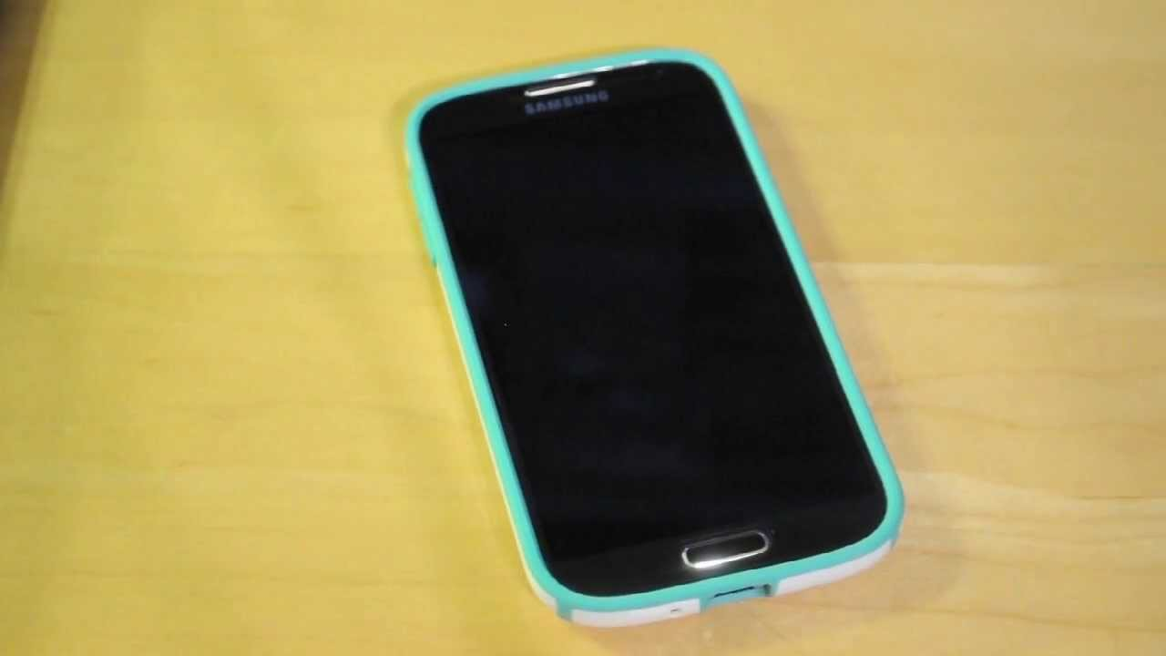 on sale 369b3 7a650 Samsung Galaxy S4 Speck CandyShell Case Review