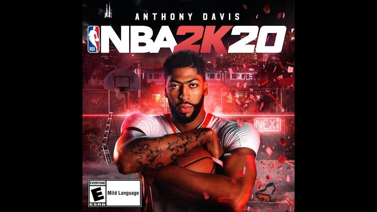 Nba 2k20 Anthony Davis Cover Athlete Trailer