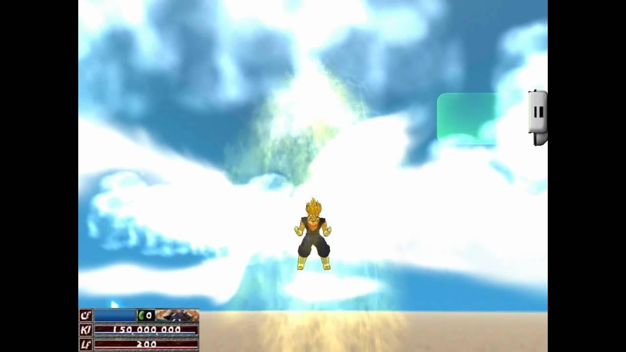 dragon ball z esf burst limit