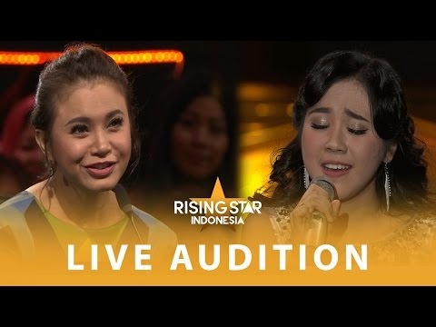 Duet Rossa Dan Fauziyah | Live Audition 6 | Rising Star Indonesia 2016