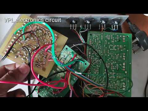 How To Make D718 B688 Circuit Board For Amplifier