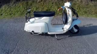 Innocenti Lambretta J50 - 1965