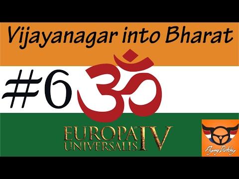 EU4 - Vijayanagar into Bharat achievementrun - ep6