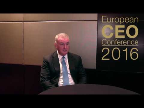European CEO Conference 2016 - Patrick Flaherty Interview