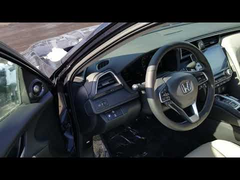 Brand New  Honda Insight Touring Start Up, Interior, Exterior, Cool Features