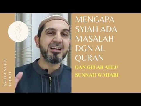 Mengapa Syiah Menyebut Ahlus Sunnah dengan Wahabi?