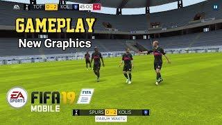 FIFA 19 Mobile Beta Gameplay New Graphics + APK Download
