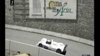 GT4 イタリア市街地3  BMW V12 LMR レースカー