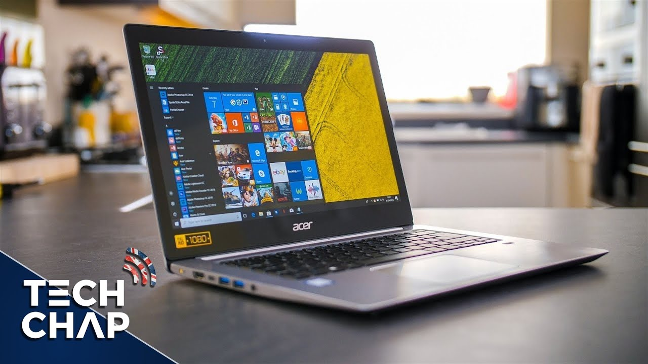 Acer Swift 3 (2018) Review  07e378fe8c