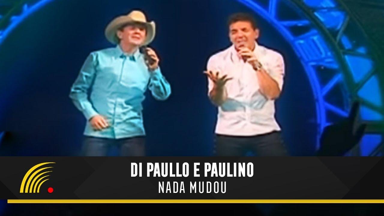 Di Paullo E Paulino Nada Mudou Sertao Caipira Universitario