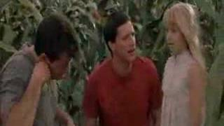 scary movie 3 first charlie sheen clip