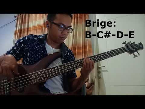Benteng Hidupku - SOP Bass Cover (Guide Chord + Interlude for Bass) Mp3