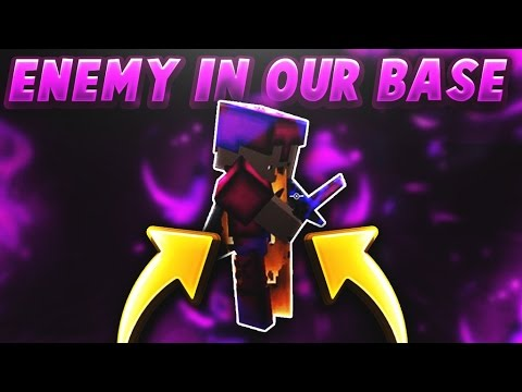 ENEMY FACTION IN OUR BASE! | Minecraft Factions | PVPingMC | #1 (Season 2)