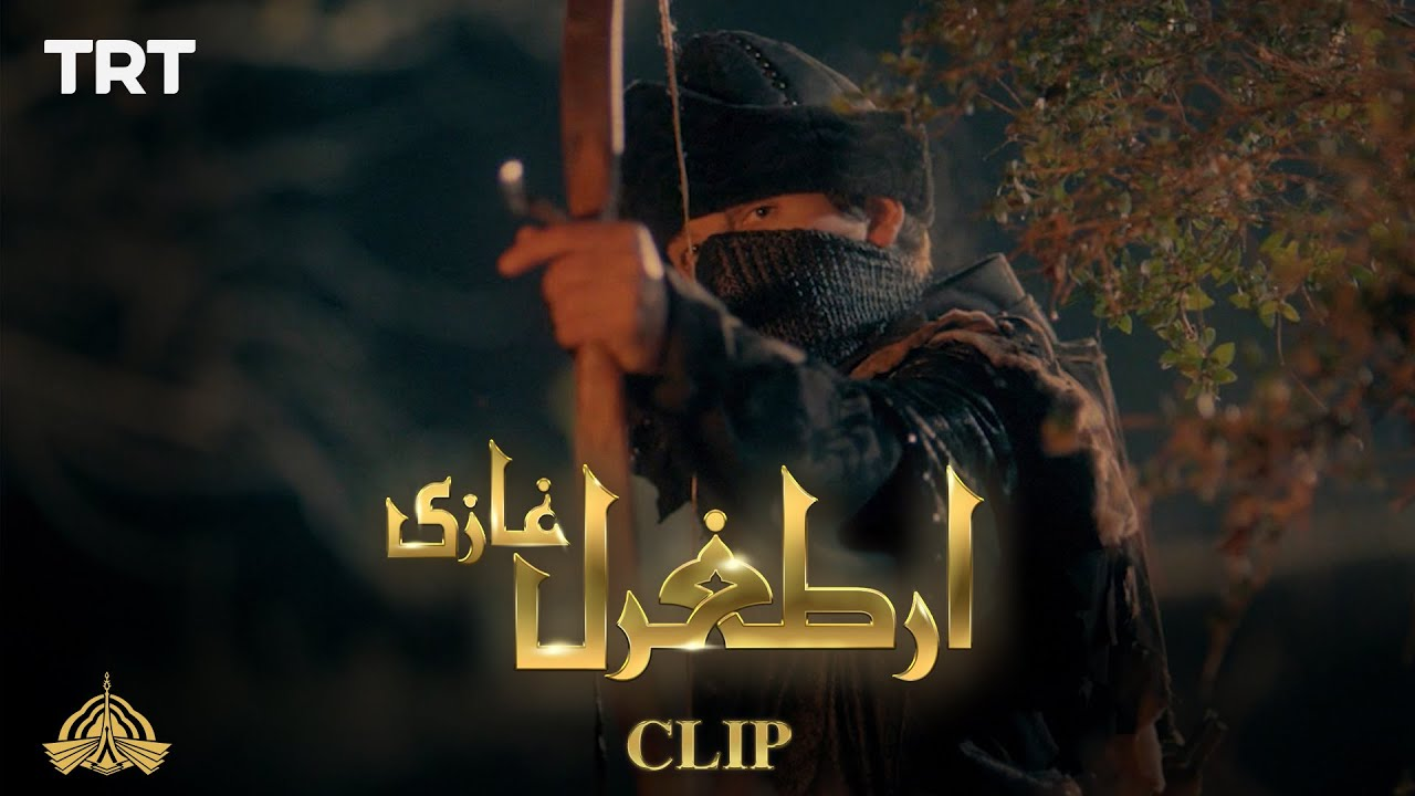 Karatoygar's men try to kill Ertugrul Ghazi l CLIP