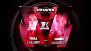 Mira Callado e Júnior Meirelles - Boa Sorte/Good Luck (The Voice Brasil)