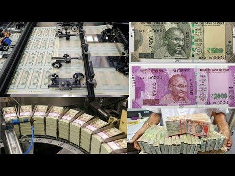 Currency Printing Machine (Doller, Euro, Pound, Riyal, Indian Rupee) || #MKN Media.