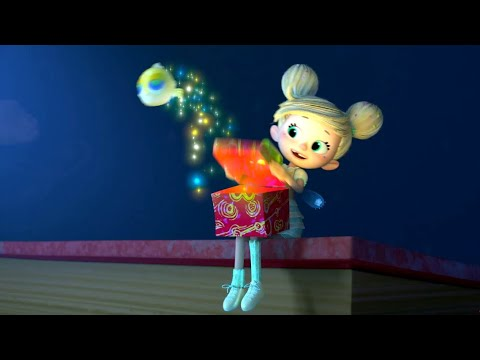 Видео: Теремок песенки для детей - Фееринки - С Новым Годом! - Мультики про фей для девочек