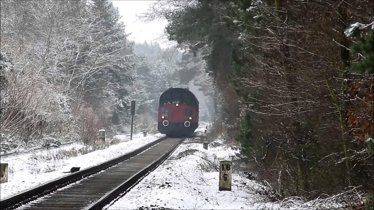Mb 200n Und Köf Ii Der Berliner Eisenbahnfreunde Youtube
