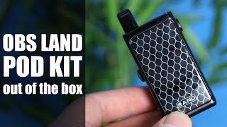 Out of the Box - OBS Land Pod Kit