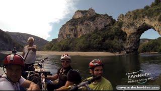 Randonnée VTT des Gorges de l'Ardèche et du Pont d'Arc (Part 2/2)