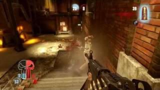 Punisher: No Mercy PS3 Trailer
