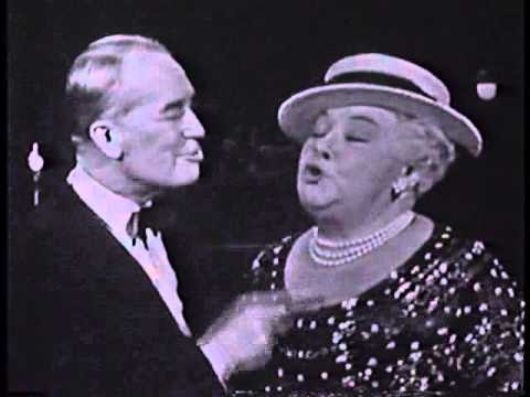 Maurice Chevalier & Sophie Tucker Remember It Well