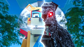 Minecraft Freddy: Saving Freddy From The Werewolf Within! (Minecraft FNAF Roleplay)