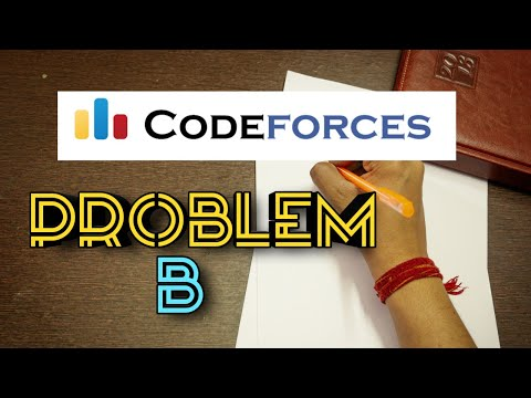 Codeforces Round 635 - Problem B. Kana and Dragon Quest game |