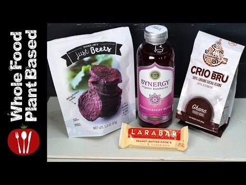 Plant Based Healthy Vegan Food Substitutions (2018): The Whole Food Plant Based Cooking Show