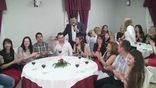 Am plecat de jos in viata Ionica ardeleanu dedicatie pentru Nicusor Streulea !!!