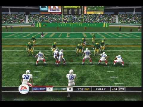 Madden 10 NFL 75th Anniversary Team vs Historic Game Rosters Team