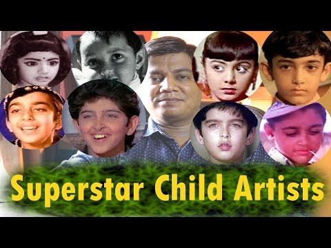 Super star child artists with Unknown facts