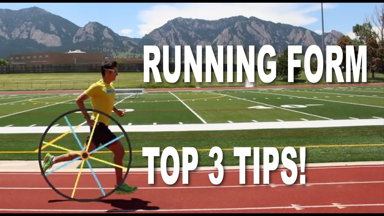 Analyze Your Running Form For Proper Technique and Speed! Training Talk Tuesday: Coach Sage Canaday