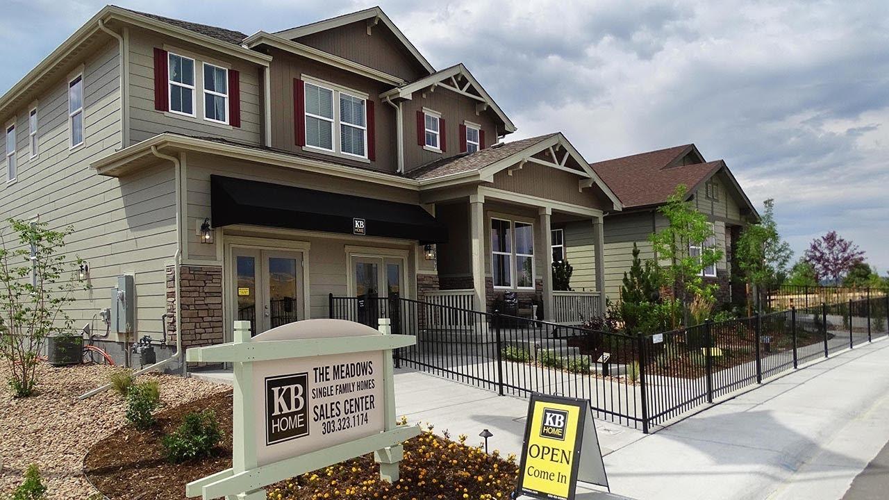 Real Estate Minute: KB Homesu0027 Castle Rock Panorama