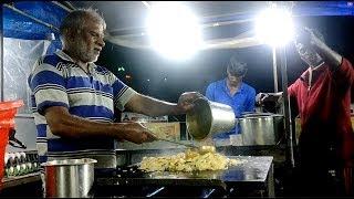 Amazing Kerala Street Food thattukada ' Kottuparotta' | delicious food