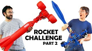 Launching a #SpaceX-style Electric Rocket w. Ivan Miranda | Pt 2