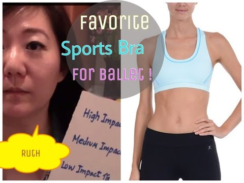 Favorite SPORTS BRA for Ballet & ANTI CELLULITE SHORTS | effortlessRUTH