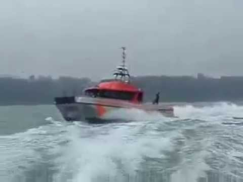 South Boats - Offshore Progress Initial Sea Trials