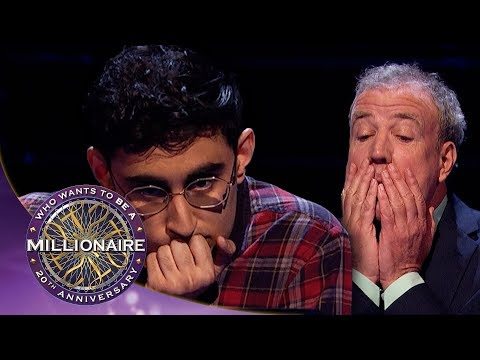 Oxford Student Makes A Wild Guess  Who Wants To Be A Millionaire?