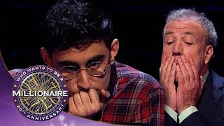 Oxford Student Makes A Wild Guess | Who Wants To Be A Millionaire?