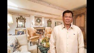Rodrigo Duterte's New House In Davao city - [ Inside & Outside ] - 2018