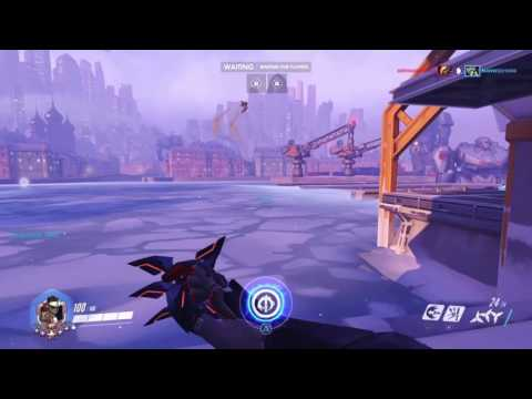 Warning: Just Playing Dirty [Overwatch]