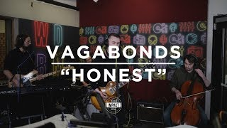 Vagabonds- Honest (Live @ WDBM)