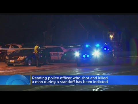 Police Officer Charged In 2018 Fatal Shooting Of Reading Man