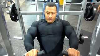 KRB & Ray Walker Chest Day Blow Out