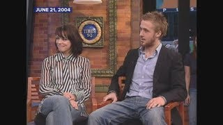 ENG / Ryan Gosling and Rachel McAdams discuss love scenes in  'The Notebook' / June 21, 2004