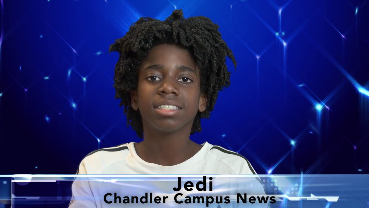 CCN Kids Media Training -  Chandler Campus News
