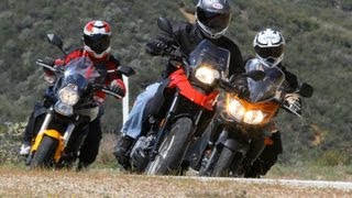 2012 650 Adventure-Touring Shootout: BMW G650GS vs. Kawasaki Versys vs. Suzuki V-Strom 650 ABS