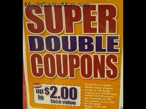 Super Doubles at Harris Teeter!
